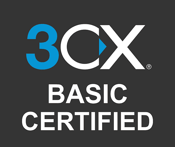 3CX Basic Certified490